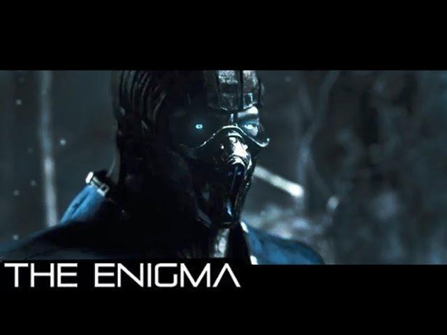 Mortal Kombat - Sub Zero - The Enigma TNG - (2017) -
