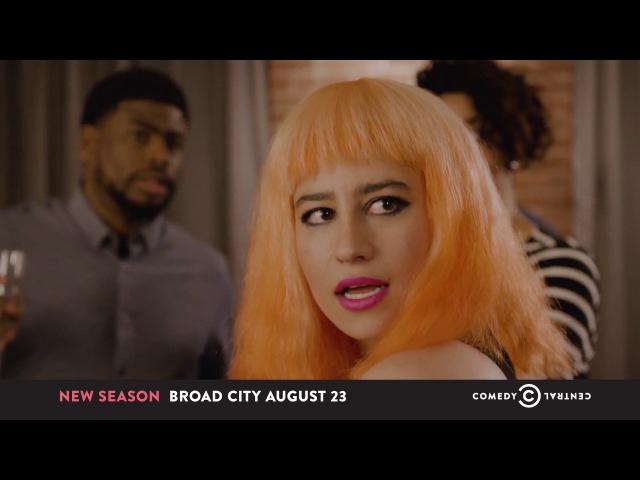 ENG | Трейлер сериала «Брод Сити — Broad City». Сезон 4.
