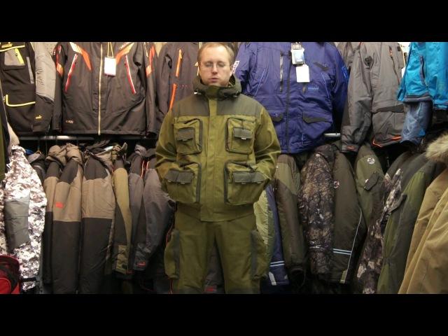 Видеообзор костюма Новатекс Пайер палатка