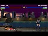 Mortal Kombat Александр Невский vs Kitana