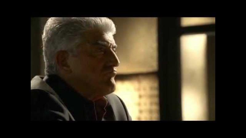 John Cooper Clarke - Evidently Chickentown - The Best Sopranos Ending Ever