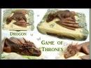 Drogon Game of Thrones Khaleesi Daenerys dragon Speed modeling Fimo