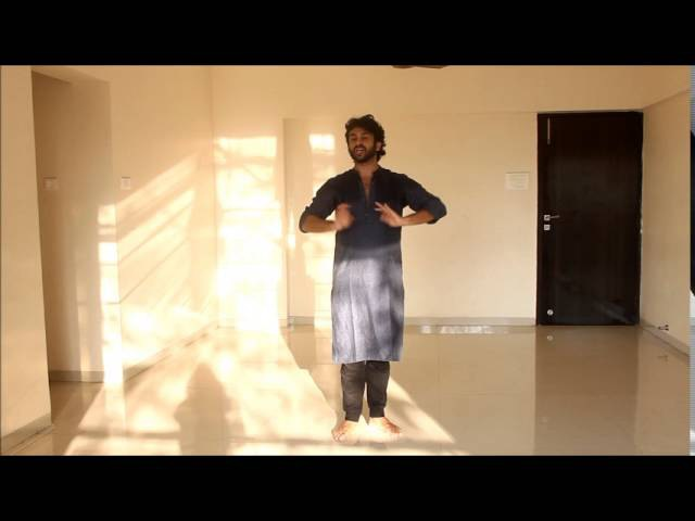 Pinga (Bajirao Mastani) Tutorial Lesson 3 (Devesh Mirchandani)