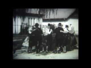 Branovo - Hry, tance a svadba