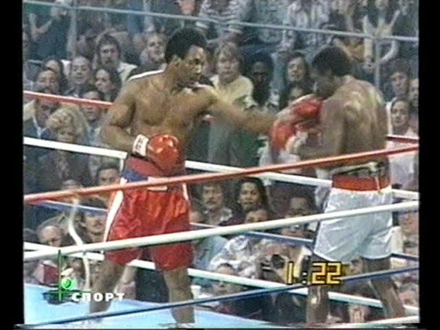 Джордж Форман Рон Лайл Вл Гендлин ст George Foreman vs Ron Lyle