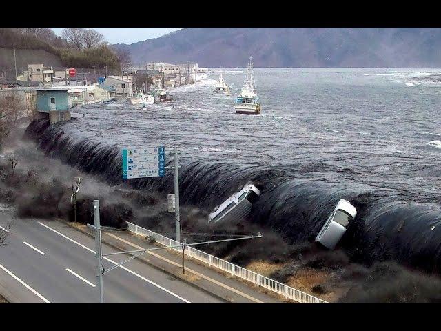 Бушующие стихии. Наводнения, цунами, паводки, штормы. Разрушительная сила природы 16.03.2017