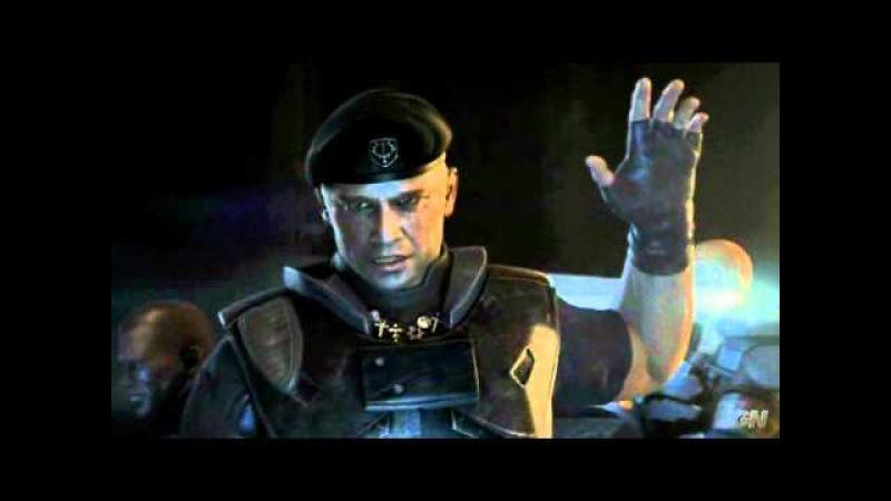 Clive Barker's Jericho Trailer 720p HD Русская версия mp4