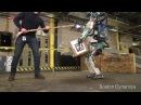 Судьба робота из BostonDynamics озвучка много мата