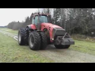 Najmocniejszy Białoruski ciągnik mtz 4522 , самый мощный Беларуский трактор МТЗ 4522