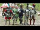 Старинный немецкий бой нюансы доспешной техники от Хранителей