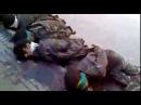 Зверства боевиков в Сирии Массовая казнь пленных солдат