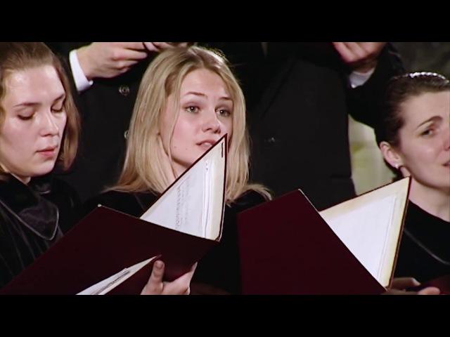 Фильм к 20-летию Праздничного хора Свято-Елисаветинского монастыря
