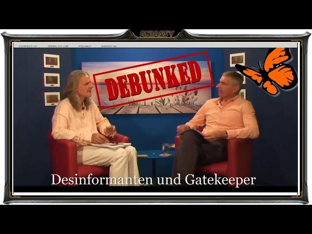 Alexander Wagandt und Jo Conrad debunked! Gatekeeper