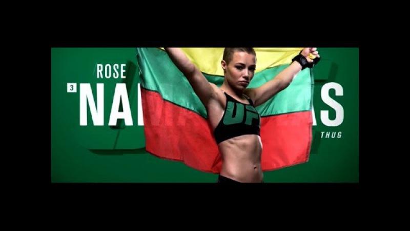 Rose Namajunas • Thug Rose (Highlightsᴴᴰ)