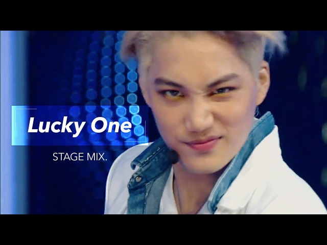 LIVE EXO「Lucky One 럭키 원 」TV Performance Stage Mix Special Edit
