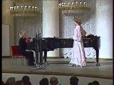 Елена Образцова исполняет романсы и песни А.Даргомыжского. часть 1 1987