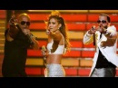 Jennifer Lopez - Goin' In & Follow The Leader feat Wisin y Yandel (Live American Idol)