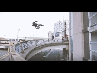 JUMPING OFF BRIDGES ON BMX The Story Behind 'Walls'