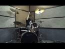 J Balvin - Ay Vamos Moscow Drum Cover Reggaeton