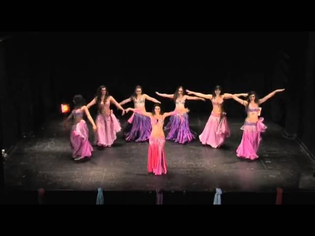 Belly Dance 1001 Nights - Fleur Estelle Dance Company