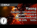 Yaong Camellia - Introduction / NEURO-CLOUD-9 Schizophrenia 9.8 1635/2928 98.24 1 LOVED