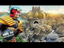 Mega-city one Judge Dredds City - Explained