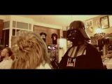 DARTH FADER, THE RETURN OF THE SCUMBAG-WOOKIE...