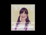 Tutorial Vector x Vexel Cindy Yuvia JKT48 Photoshop CS5 2016 Part I