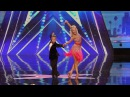Americas Got Talent 2016 - MoM and little Son Dance