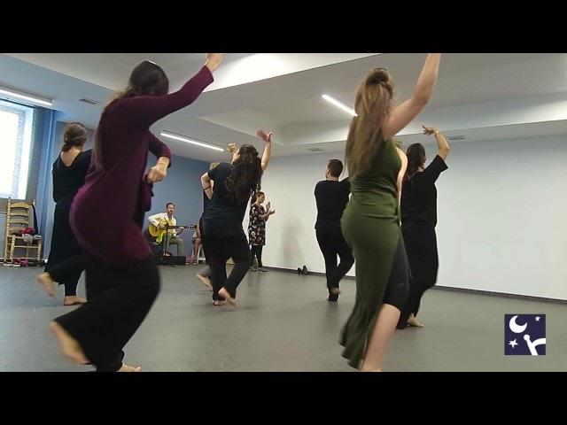 Pastora Galván. Curso Flamenco Verano 2017 de Fundación Cristina Heeren