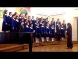 Детский средний хор Весна ДМШ №6 Уфа - первое место на IX фестивале детских хоровых коллективо ...