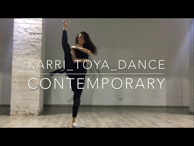 Karri Toya Dance contemporary Dance Cool NRG lightshow
