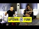 Bruno Mars Uptown Funk Mark Ronson Drum Bass Cover