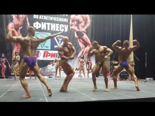 Posing championa kursk Russia wff wbbf federation 2p17