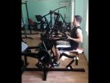 упражнение на широчайшие мышцы спины