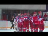 Товарищеский матч ПХК ЦСКА - ХК Сибирь 4-0 обзор