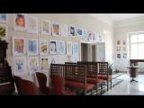 18-го марта 2017 г. в Савойском замке (Чехия) состоялось открытие международной детской выставки рисунков