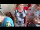Бабушка в танце