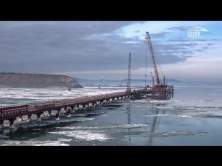В Симеиз, Крым Ваш 2017, Керчь, мост