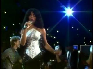 Donna Summer - Musikladen (6 Oct 1983) - She Works Hard For The Money