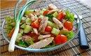 Легкие диетические салаты на обед или ужин