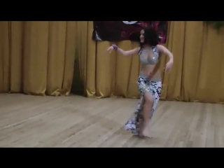 Superb Hot Arabic Belly Dance Ludmila Amelchenko 7182