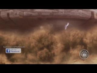 New huge UFO filmed by US Marines in Iraq ! April 2017