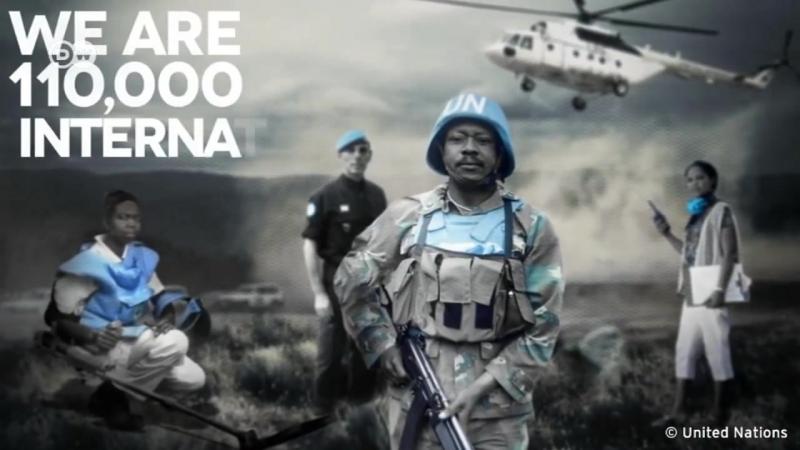 Хто такі блакитні шоломи ООН? » Freewka.com - Смотреть онлайн в хорощем качестве