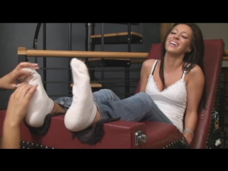 Tickle abuse-angelina wants it