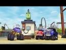 ТРАКТАУН - Траказавры! Грузовики-динозавры - Новые мультики про машинки для детей