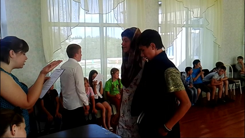 Свадьба Ефросиньи.