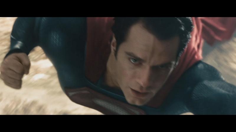 Первый полёт Супермена