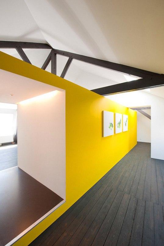 Жилой лофт в историческом коммерческом здании  Проектное бюро