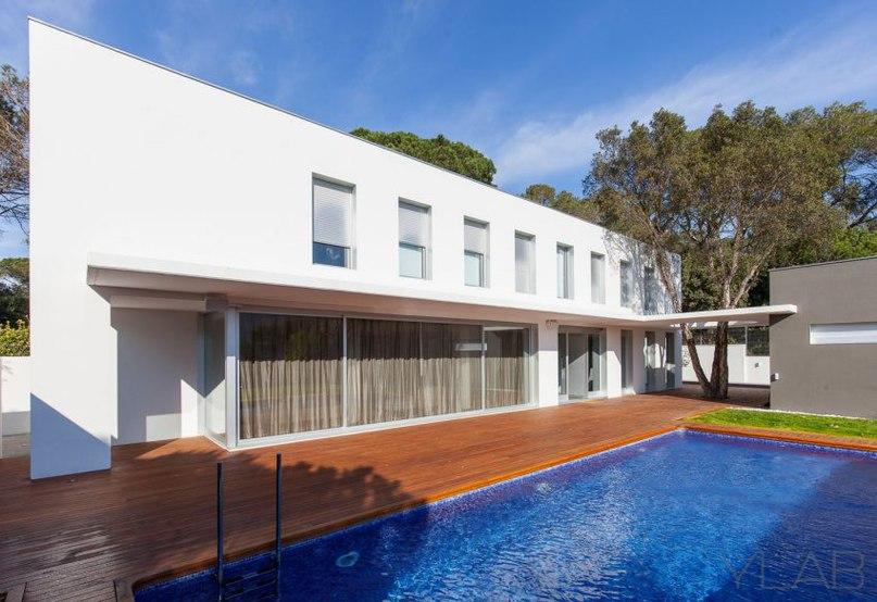 Частный дом в Испании #дома #архитектура #ландшафт